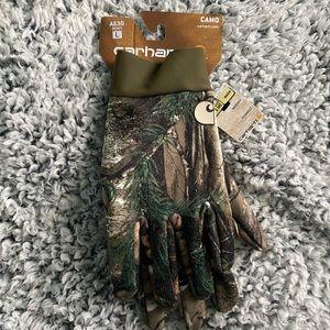 Carhartt Camo gloves